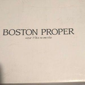Boston Proper never worn size 7 1/2